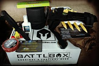 Battlbox Mission 1.2 (psst… holiday gift idea!)