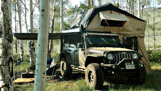 North Sand Hills Camping