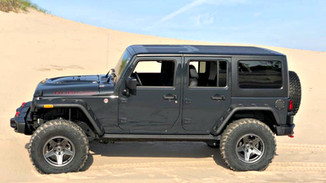 The Definitive Guide to Jeep Wrangler Wheels