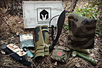 BattlBox Mission 35: Welcome to the Jungle