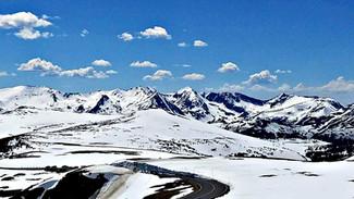 Trail Ridge Road: Rocky Mountain NP