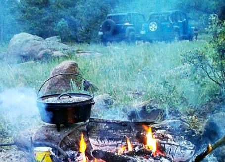 Camp Recipe: Jerky Stew