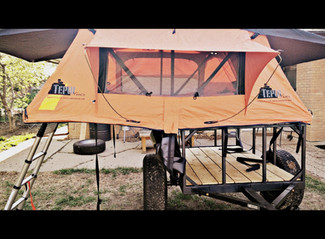 Off-Road Camp Trailer Build