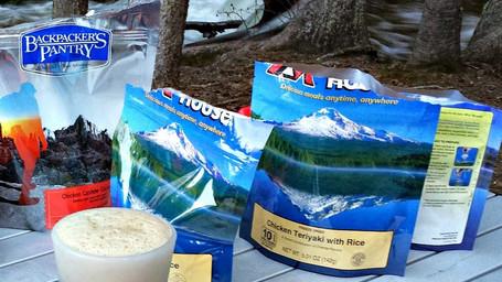 """Backpackers"" – Camp Food, Simplified!"