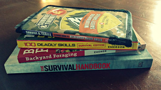 My Top 6 Survival Reads