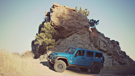 What I've Learned (blogging about Jeeps and the Great Outdoors!)