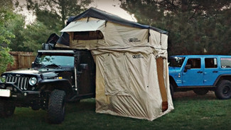 Roof-top Tent with Annex (Review + Video!)