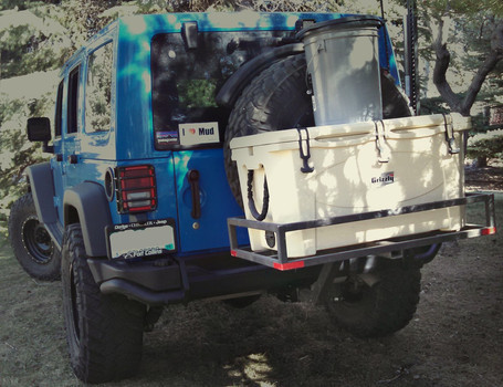 Secure Your Gear with a Trailer Hitch Cargo Carrier