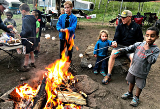 11 Ways to Make Backcountry Camping Fun for Kids!