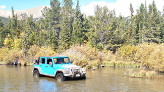 11 Reasons to go Jeepin'!