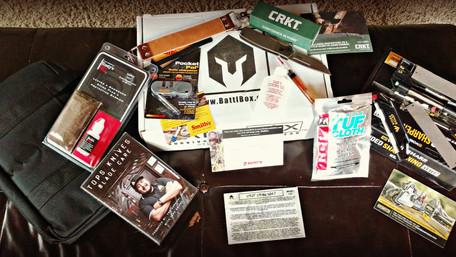 BattlBox Mission 23 – Stay Sharp!