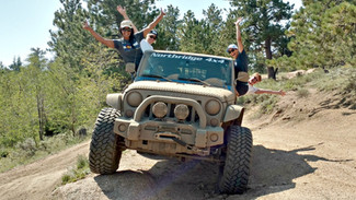 High Jinks in Medicine Bow