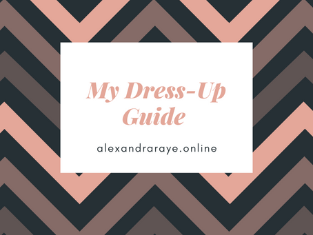 My Dress-Up Guide