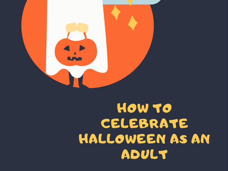 How to Celebrate Halloween as an Adult