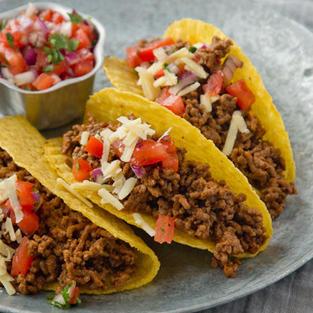 Taco Flavor Types