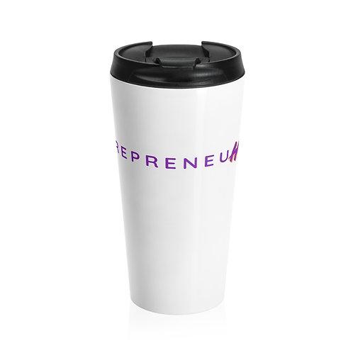 Entrepren-her's Stainless Steel Travel Mug