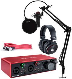 Focusrite Recording Bundle
