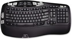 Logitech Comfort Wave Keyboard