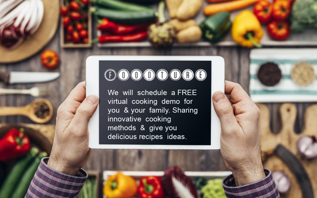 FREE Virtual Cooking Workshop