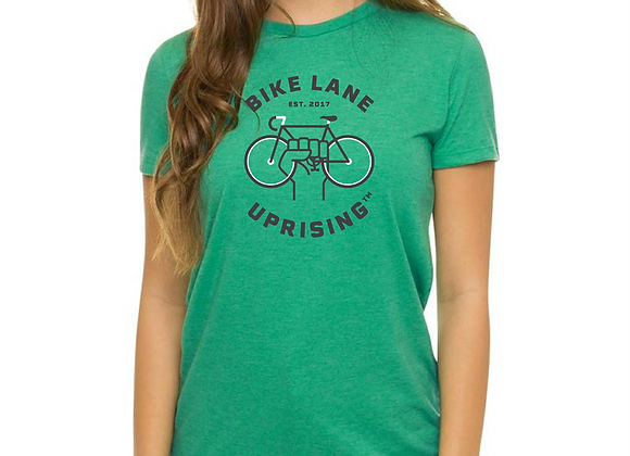 Green Women's T-Shirt