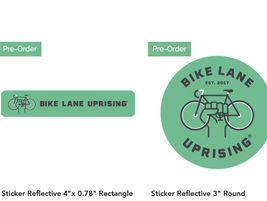 Reflective Stickers!