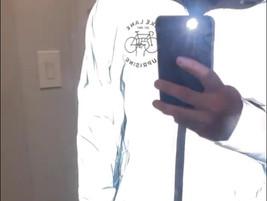 Reflective Raincoat / Windbreakers
