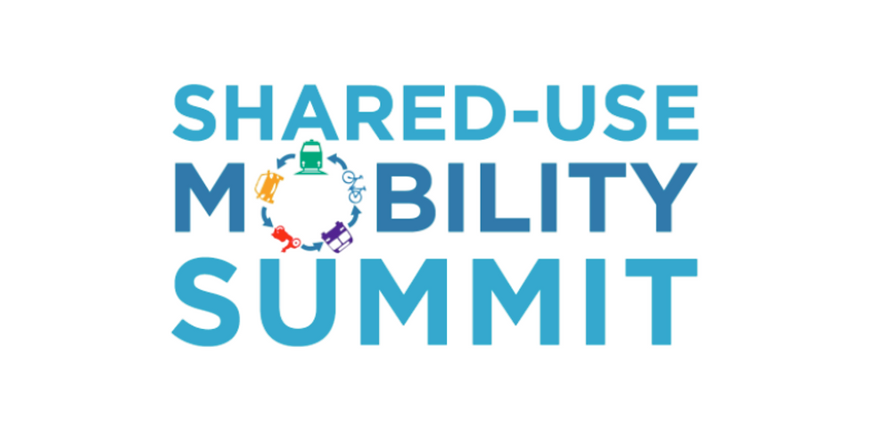 BLU Speaks at 2021 Shared Use Mobility Summit