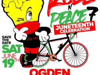 Bikepool to Juneteenth Roll N Peace 7 Bike Ride Celebration