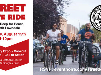 Group Ride to - STREET LOVE RIDE