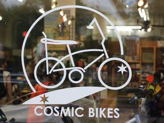 Cosmic Bikes Store Launch