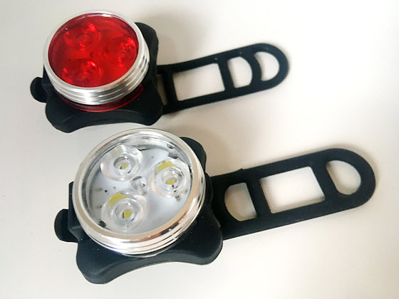 Buy 1 Sponsor 1 Bike Lights Set