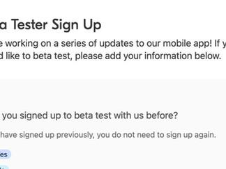 Beta Testers Needed