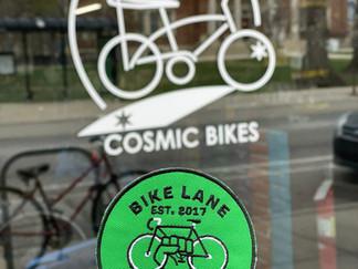 Launch Party - Cosmic Bikes