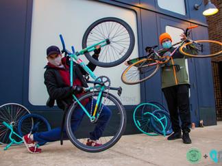 BFF Bikes Store Launch