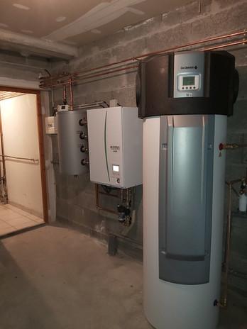 Installation Symbiose énergie