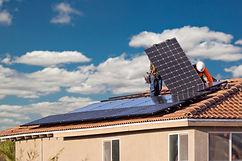 Maintenance panneau solaire