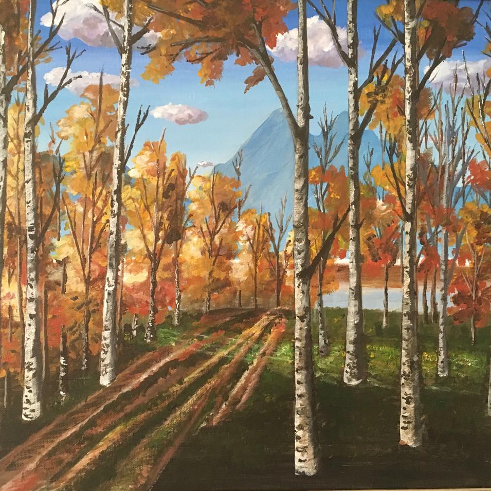 SOLD Autumn $220