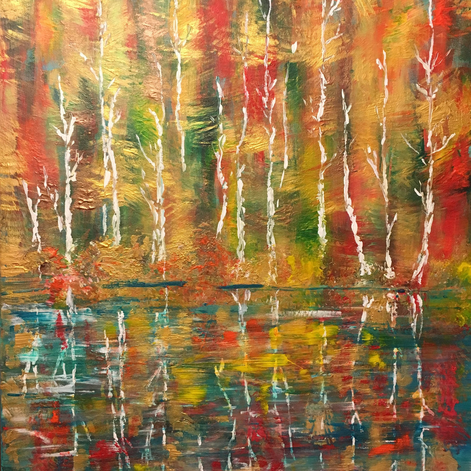 Reflection SOLD $420
