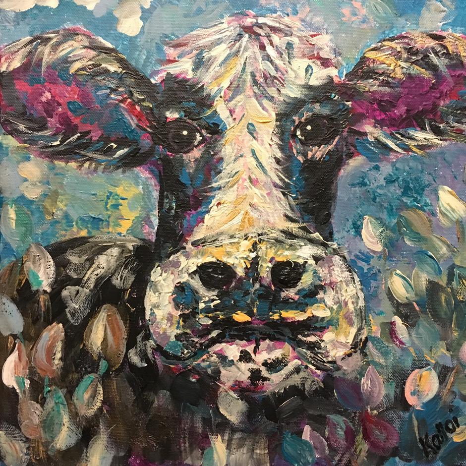 SOLD Wonder Cow  $85