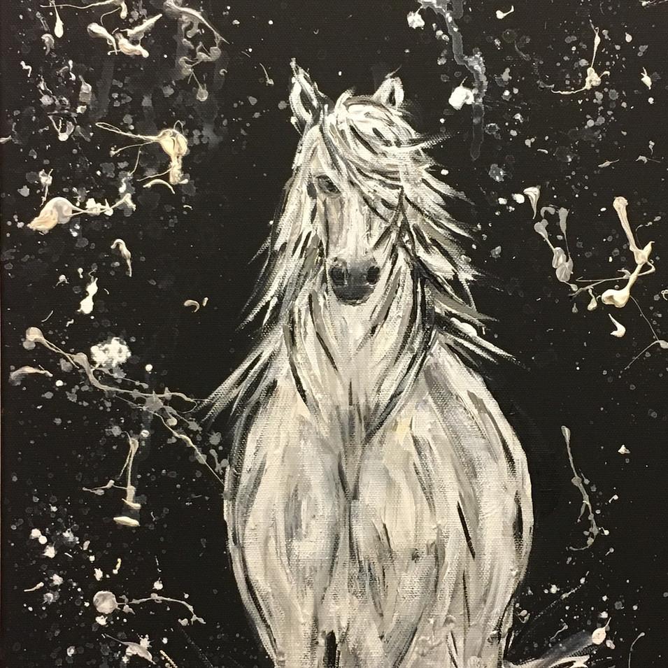 White Horse $110