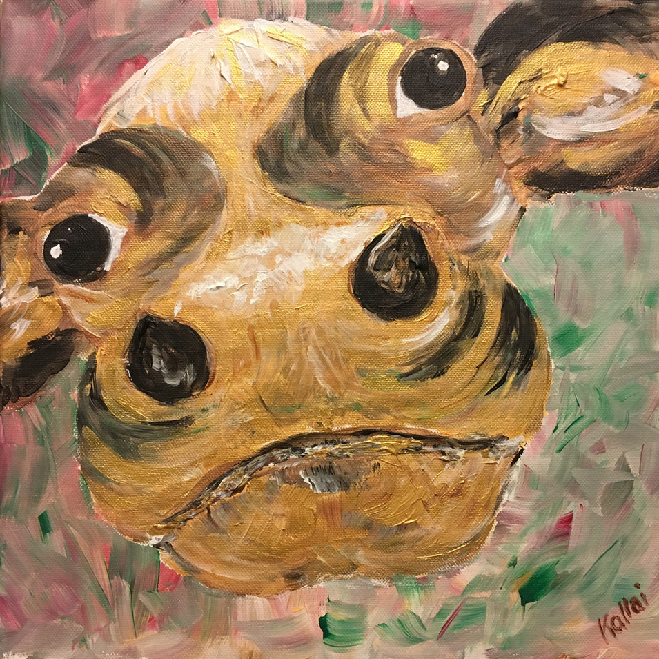 Sold Durpy Cow $85