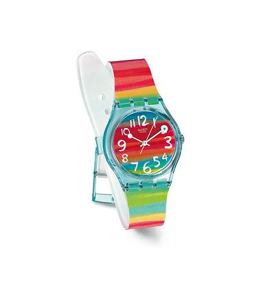 Reloj Swatch Color The Sky GS124