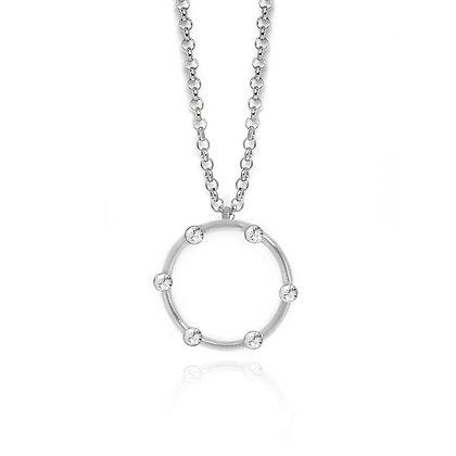 Collar Iris Crystal -A3559-07HG