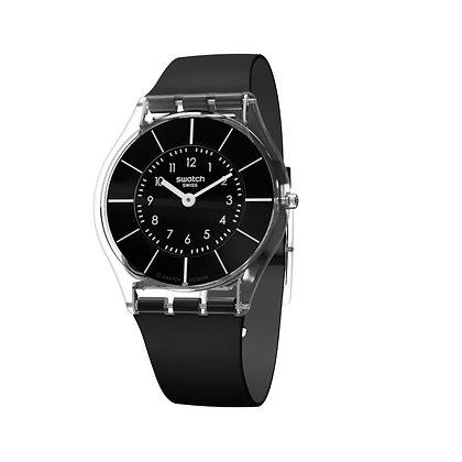 Reloj Swatch Black Classiness SFK361