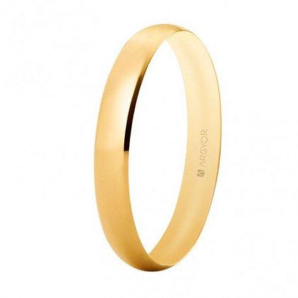 Alianza de boda oro clásica confort 3,3mm (5135513)