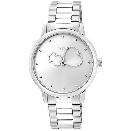 Reloj Bear Time de acero - 900350305