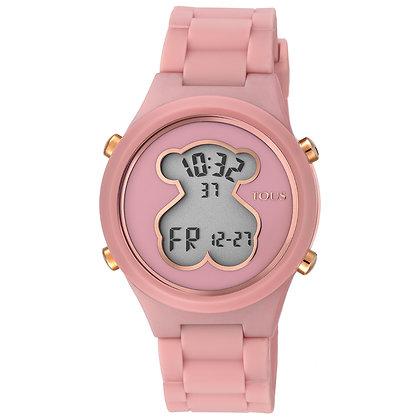 Reloj Tous D-Bear Teen Coral 000351605