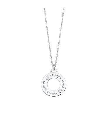 Collar Lotus Plata Ref: LP3126-1/1