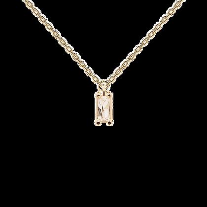 Collar Asana Gold  CO01-131-U