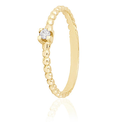 Sortija Oro y Diamantes 399211h